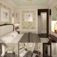 спальня Москва 3