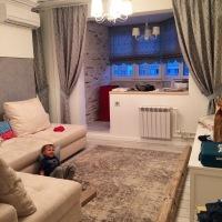 Гостиная квартира Москва