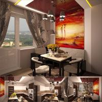 кухня 3-х Москва