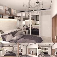 спальня LOFT Москва