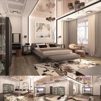 спальня коттедж Севастополь