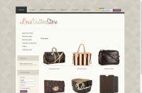 Интернет-магазин Louis Vuitton