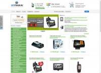 Магазин оборудования для навигаторов Gpstrade