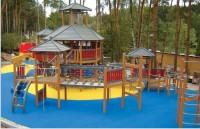 Игровые спортивные комплексы и игровые площадки для детей