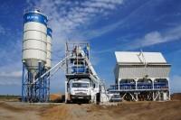 Подготовка к открытию бетонного завода