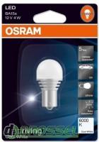 Габаритные огни OSRAM 7556CW 4W 12V BA15S 5XBLI1 OSRAM