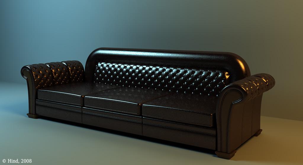 Модель: диван