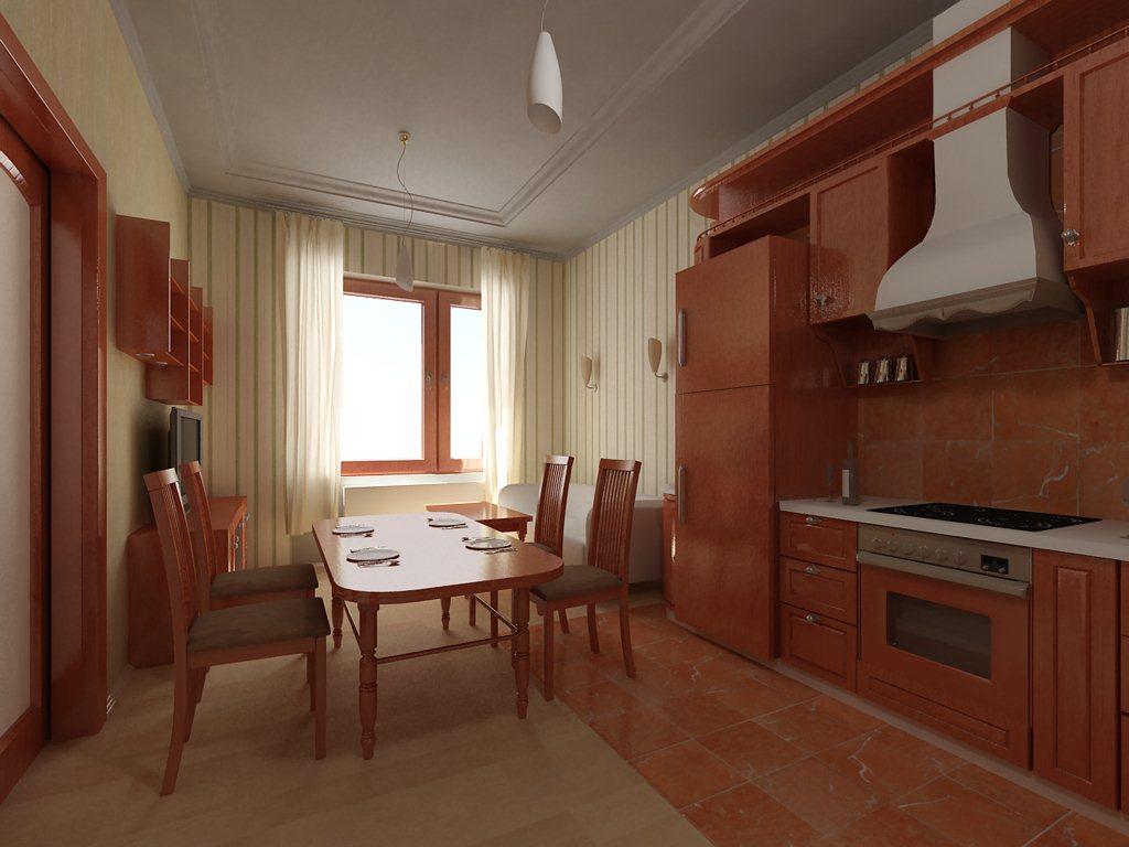 Кухня (интерьер)
