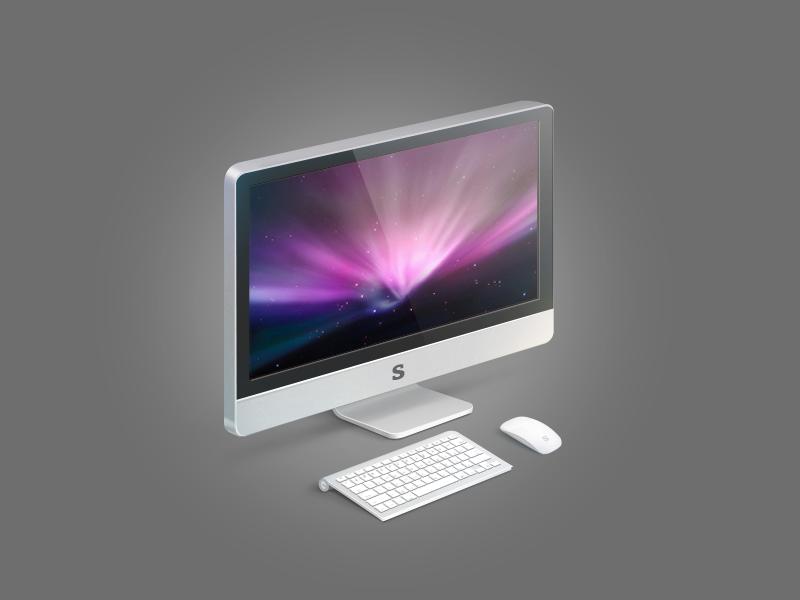 Иконка «Компьютерная техника»