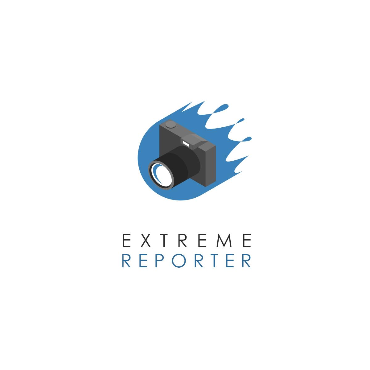 Логотип для экстрим фотографа.  фото f_8535a5507c87000d.jpg
