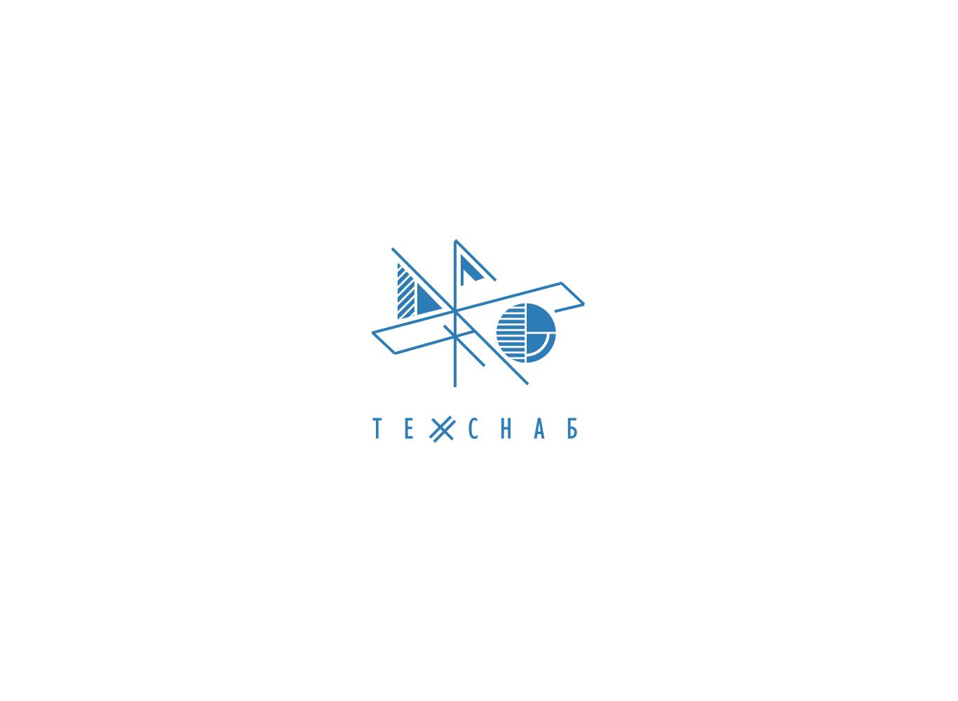 Разработка логотипа и фирм. стиля компании  ТЕХСНАБ фото f_8855b220fff5f40f.jpg