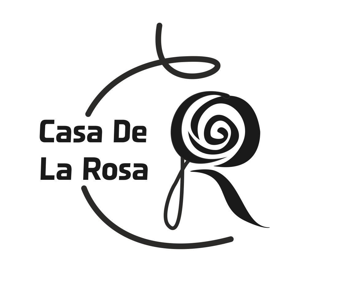 Логотип + Фирменный знак для элитного поселка Casa De La Rosa фото f_6675cd7f26b56f34.png