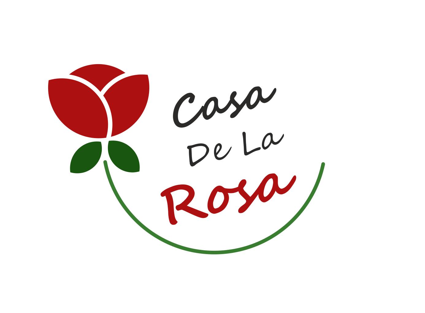 Логотип + Фирменный знак для элитного поселка Casa De La Rosa фото f_6815cd542980f2a9.png