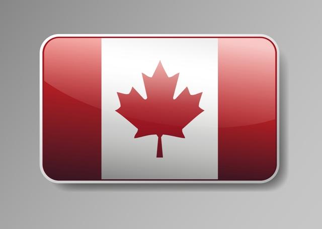 флаг канады фото