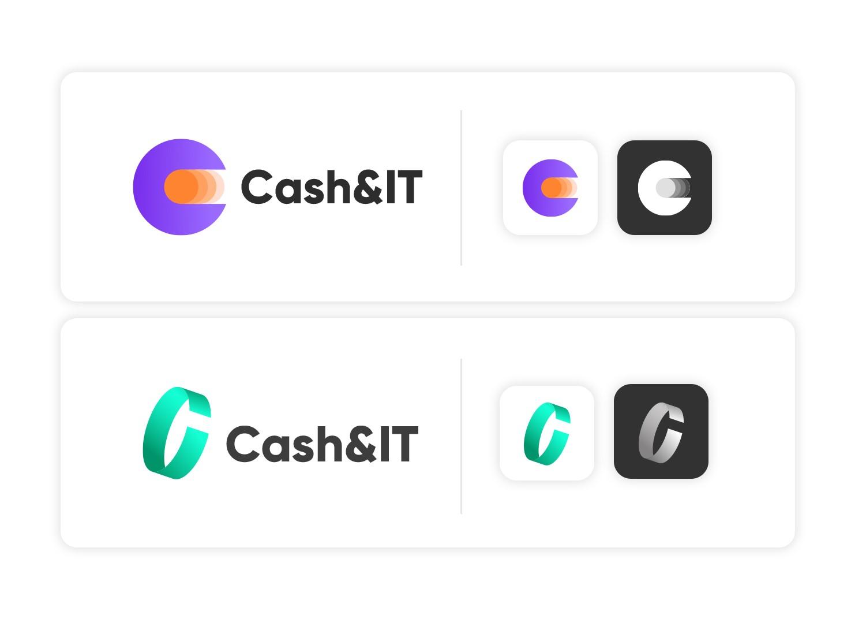 Логотип для Cash & IT - сервис доставки денег фото f_5535fd8d055af688.jpg