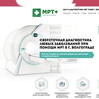 Лендинг для центра диагностистики МРТ+