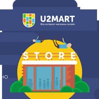 Дизайн лендинга U2MART