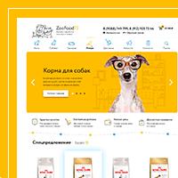 Интернет магазин Zofood