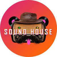 Дизайн для студии звукозаписи SoundHouse
