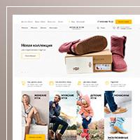 Интернет-магазин Ноги в Угги