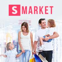 Интернет магазин S-market