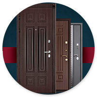 Лендинг двери Сенатор