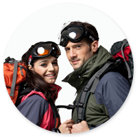 Лендинг для компании SIBTRIP - Индивидуальные туры по Сибири