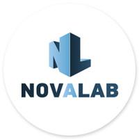 Дизайн сайта для компании Nova Lab