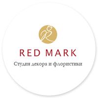 Дизайн сайта для студии декора и флористики Red Mark