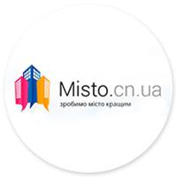 Дизайн сайта городского портала Misto.cn.ua