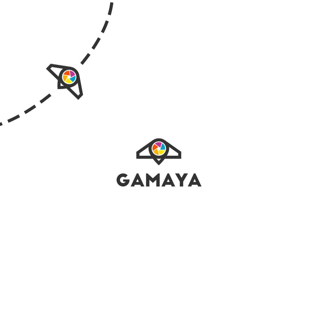 Разработка логотипа для компании Gamaya фото f_82354842c2f18bfe.jpg