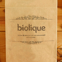 BIOLIQUE - бутик французской органической косметики