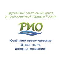 RIO Иваново - проектирование сайта для крупнейшего центра текстиля в СНГ