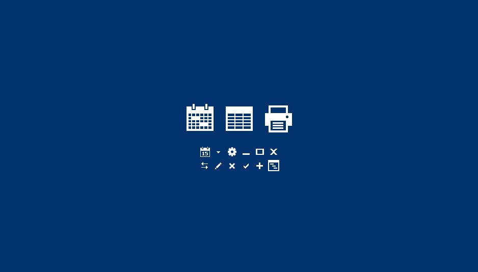 Иконки для Windows приложения