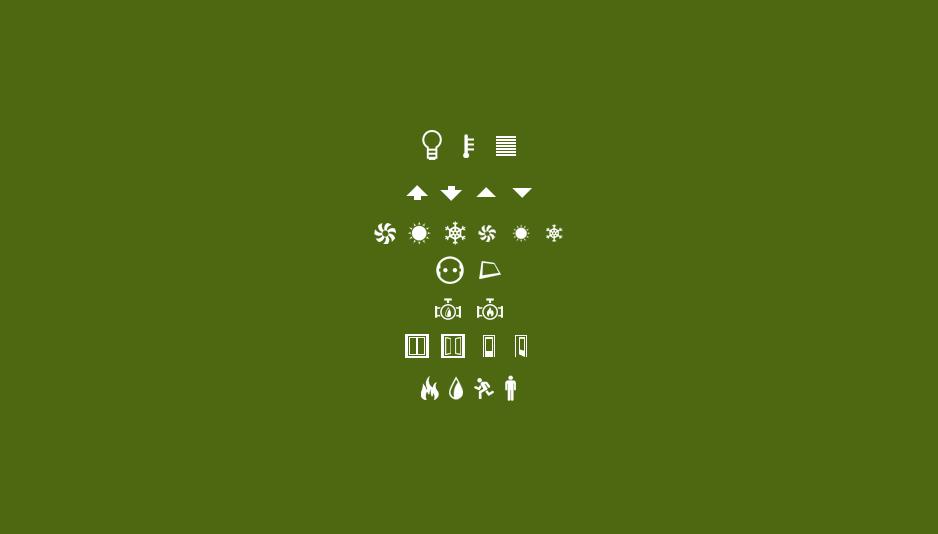 Иконки для умного дома 2