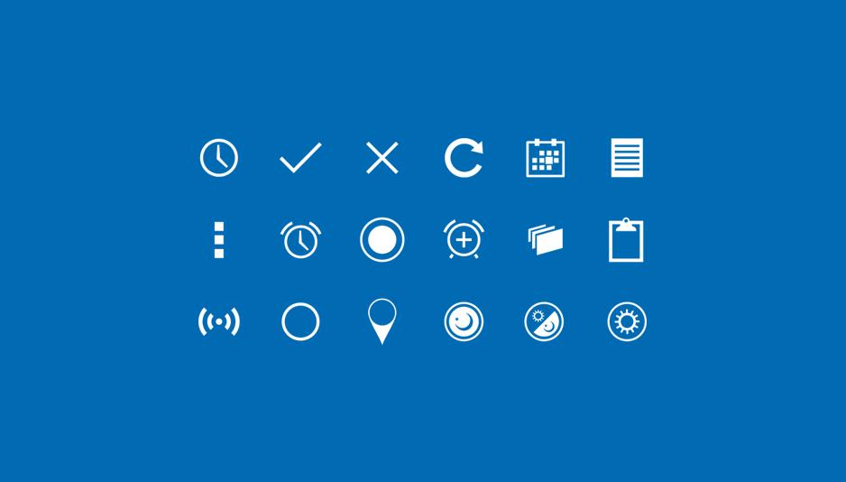 Пак иконок для Android приложения