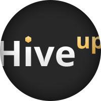 HiveUp. Проектирование, дизайн и верстка веб-интерфейса