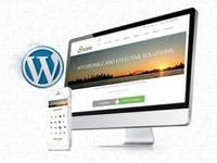Разработка сайта-визитки на wordpress