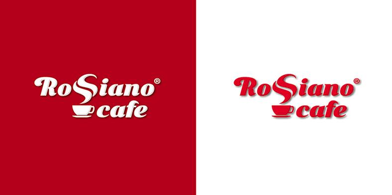 Логотип для кофейного бренда «Rossiano cafe». фото f_14657bf6e8650602.jpg