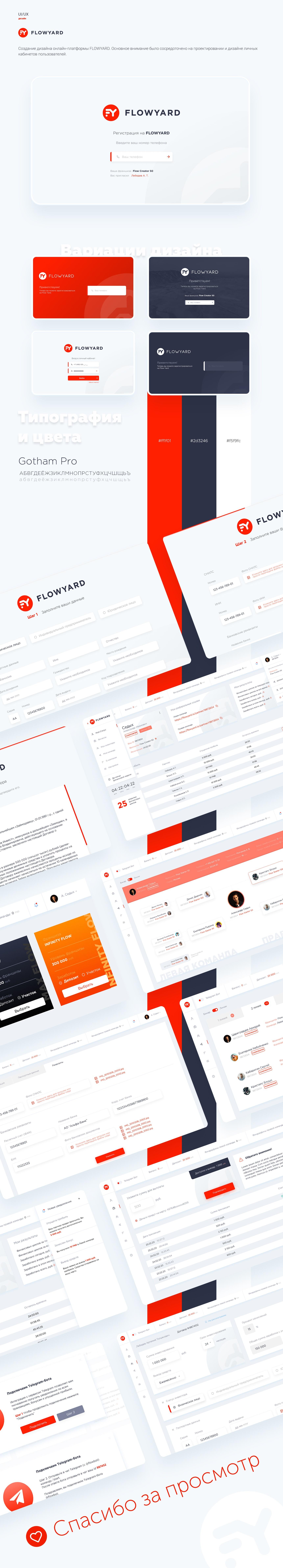 Flowyard - инвестиционная онлайн-платформа