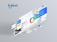 UI/UX дизайн доски объявлений bdesk
