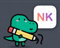 Neo Kids - лендинг мобильного приложения