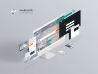Winrender - online render farm
