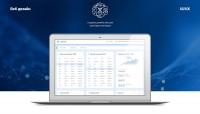 Цифра - UI/UX дизайн для криптовалютной биржи