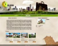 Дизайн сайта риелторской компании