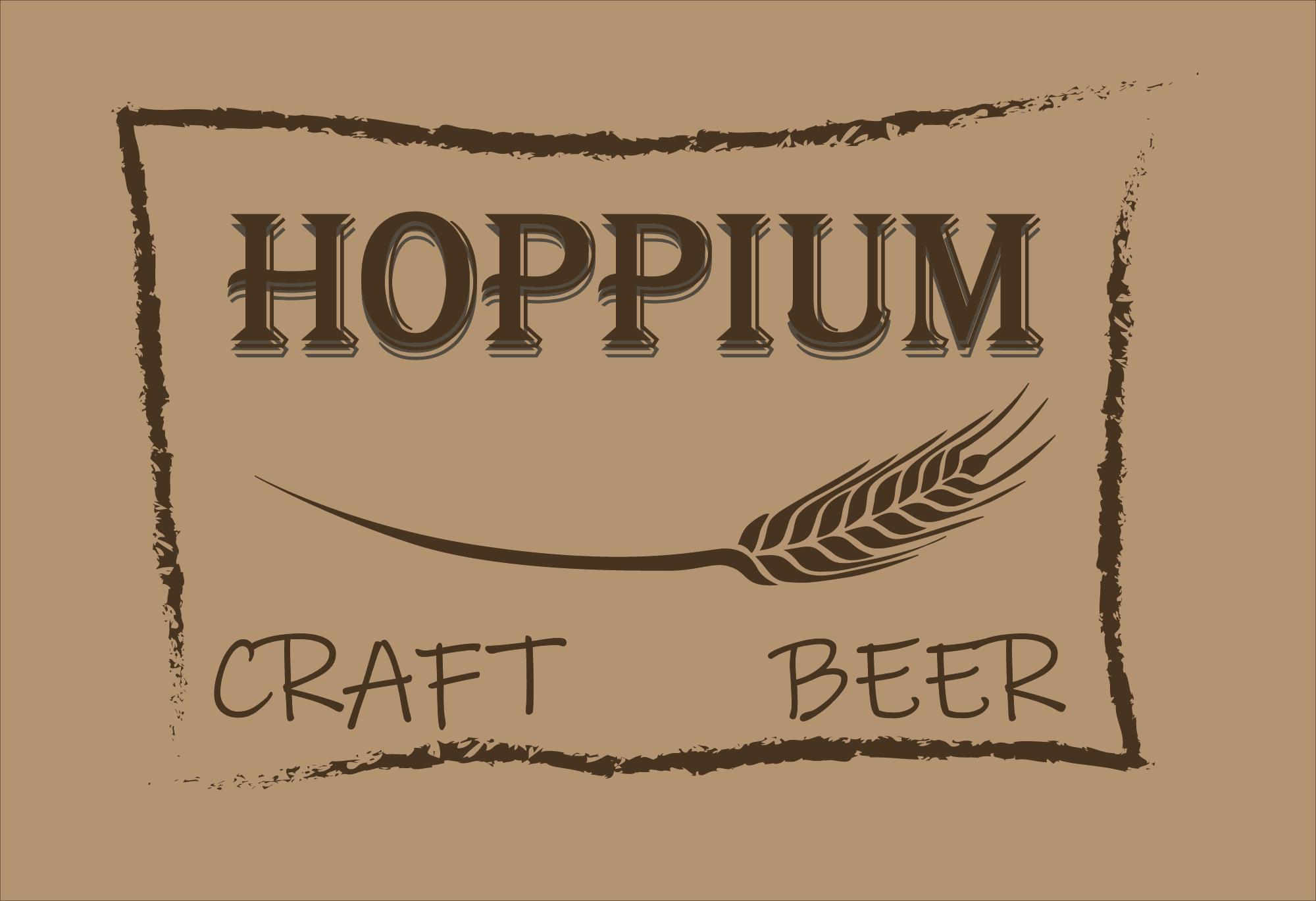 Логотип + Ценники для подмосковной крафтовой пивоварни фото f_3545dc02a6d8bbf8.jpg