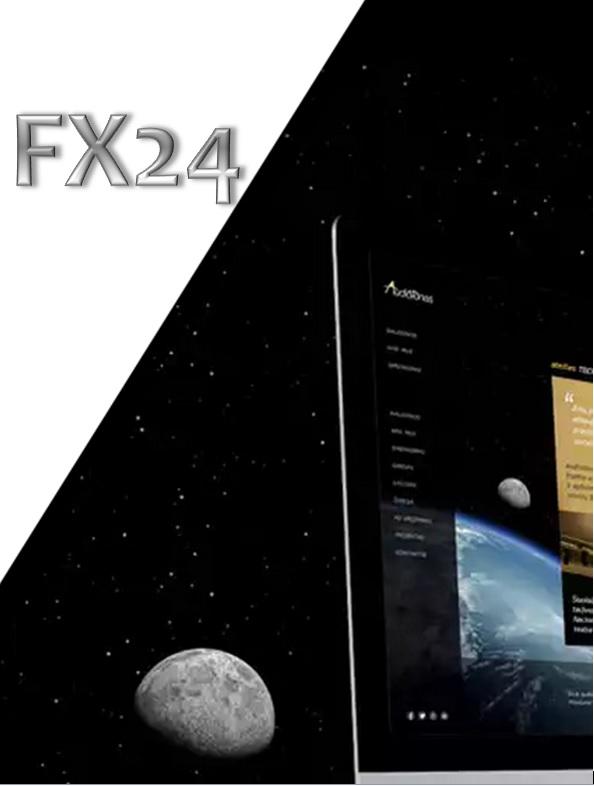 Разработка логотипа компании FX-24 фото f_600546111b18c218.jpg