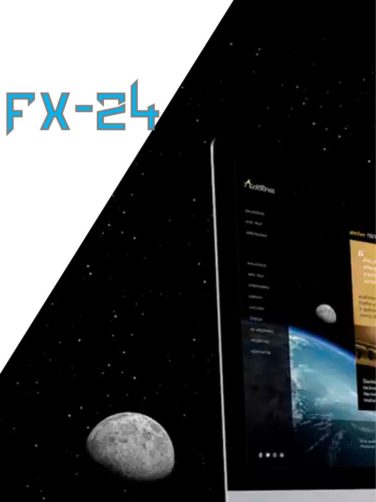 Разработка логотипа компании FX-24 фото f_767545dd77e9495b.jpg