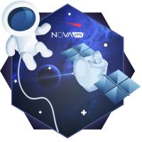 Nova VPN - Landing Page