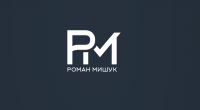 Лого Роман Мищук ( Счастливый миллионер )